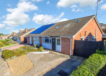 Thumbnail 3 bed semi-detached bungalow for sale in Grosvenor Way, Barton Seagrave