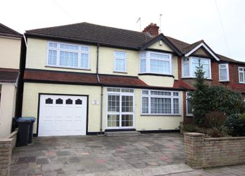 Thumbnail 5 bed semi-detached house for sale in Carterhatch Road, Enfield