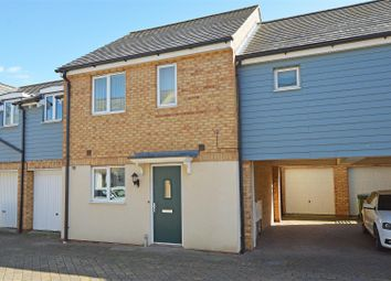 Thumbnail 3 bed terraced house for sale in Torold Drive, Hampton Centre, Peterborough