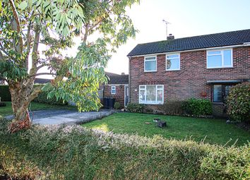 Thumbnail 3 bedroom semi-detached house for sale in Coopers Close, Stetchworth