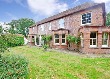 Thumbnail 5 bed detached house for sale in Canterbury Road, Lyminge, Folkestone, Kent