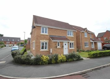 Thumbnail 4 bed detached house for sale in Vale Gardens, Springview, Wigan