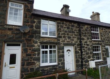 Thumbnail 1 bed terraced house for sale in 4, Penmaen View, Penmaenmawr Road, Llanfairfechan