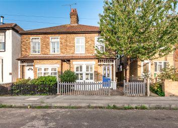 Addison Road, Caterham, Surrey CR3. 2 bed semi-detached house