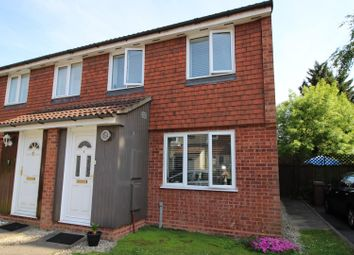 Thumbnail 3 bedroom semi-detached house for sale in Berrybank Close, Chingford