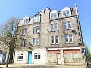 Thumbnail 1 bedroom flat to rent in Walker Place, Aberdeen