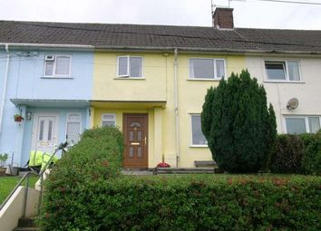 Thumbnail 3 bedroom terraced house to rent in Moorfield, Colyton, Devon