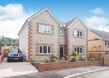 Thumbnail 4 bed detached house for sale in Trem Y Fynnon, Pengam, Blackwood