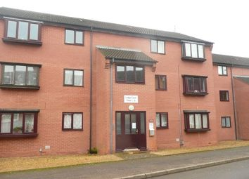 Thumbnail 2 bed flat to rent in Lodge Court York Road, Wellingborough