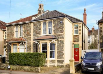 Thumbnail 4 bed semi-detached house for sale in Cranbrook Road, Redland, Bristol