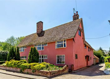 Thumbnail 5 bed cottage for sale in Kedges Lane, Kersey, Suffolk