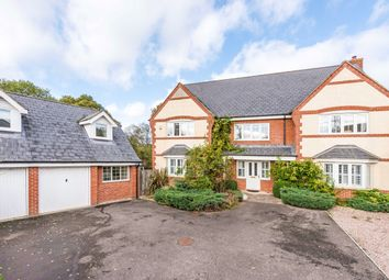 Thumbnail 5 bed detached house to rent in Knoll Gardens, Wash Water, Newbury
