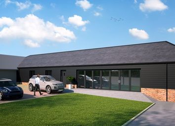 Thumbnail 3 bed barn conversion for sale in Sewell, Dunstable