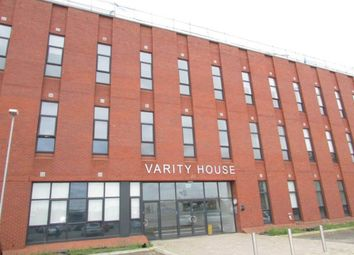 Thumbnail 1 bedroom flat to rent in Varity House, Vicarage Farm Road, Peterborough