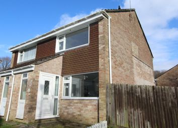 Thumbnail 2 bed semi-detached house to rent in Hawthorn Avenue, Torpoint