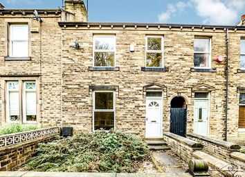 Thumbnail 3 bed terraced house for sale in Somerset Road, Almondbury, Huddersfield