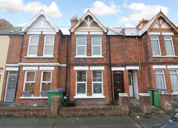 Thumbnail 2 bed terraced house for sale in Oaks Road, Cheriton, Kent