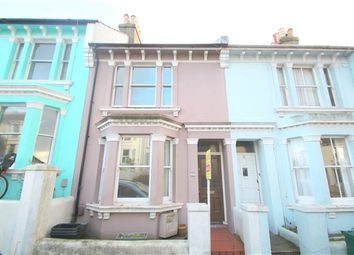 Thumbnail 3 bed terraced house for sale in Princes Road, Brighton