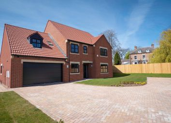 Thumbnail 5 bed detached house for sale in Romangate, Middleton Lane, Middleton Saint George