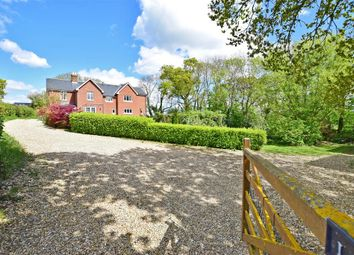 Thumbnail 4 bed detached house for sale in Rew Street, Gurnard, Isle Of Wight