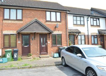 Thumbnail 1 bed terraced house to rent in Godwin Close, West Ewell, Surrey