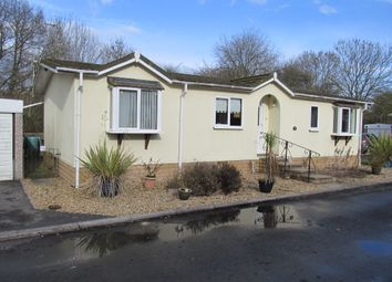 Thumbnail 2 bed mobile/park home for sale in Clock Inn Park (Ref 5523), Lydeway, Devizes, Wiltshire