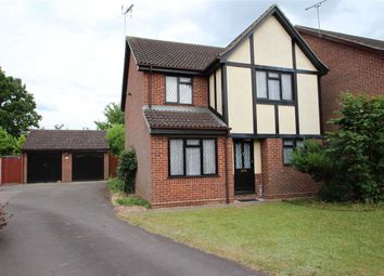 Thumbnail 4 bed detached house for sale in Crown Close, Martlesham, Woodbridge