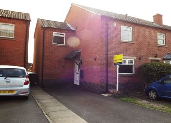 Thumbnail 3 bed property to rent in Bernard Street, Woodville, Swadlincote
