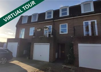 Thumbnail 3 bed town house to rent in Marine Court, Southsea, Portsmouth, Hampshire