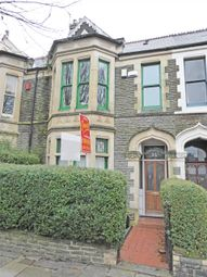 Thumbnail 3 bed flat to rent in Ryder Street, Pontcanna, Cardiff