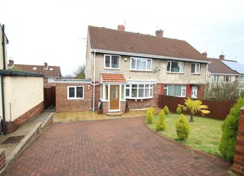 Thumbnail 3 bed semi-detached house for sale in Windermere Road, Seaham