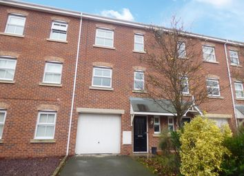 3 bed town house for sale in Bridgewater Close, Frodsham, Cheshire WA6