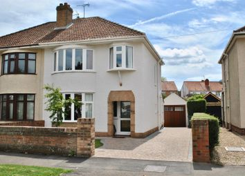 Thumbnail 3 bedroom semi-detached house for sale in Mountfields Road, Taunton