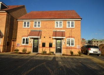 Thumbnail 2 bed semi-detached house to rent in Prestoe Close, Priors Hall, Corby