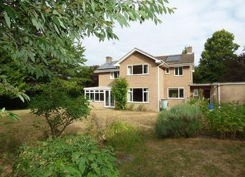Thumbnail 4 bed detached house to rent in Edmonds Drive, Ketton, Stamford