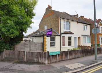Thumbnail 2 bed end terrace house for sale in Crown Lane, Bromley