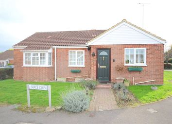 Thumbnail 3 bed detached bungalow for sale in Mace Close, Earley, Reading