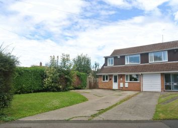Thumbnail 3 bed semi-detached house for sale in Pirton Lane, Churchdown, Gloucester