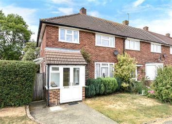 Thumbnail 3 bedroom end terrace house for sale in Church Hill Wood, Orpington