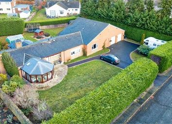 Thumbnail 5 bedroom detached bungalow for sale in Stonefield, Sandy Bank, Riding Mill, Northumberland.