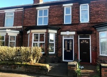 Thumbnail 3 bed terraced house to rent in Willis Street, Warrington