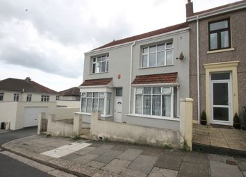 Thumbnail 2 bed flat for sale in Faringdon Road, Plymouth