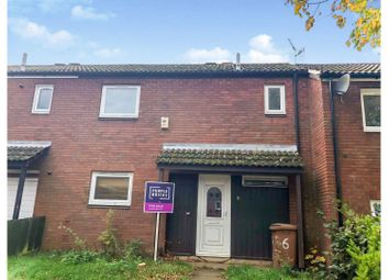Thumbnail 4 bed terraced house for sale in Joshua Square, Northampton