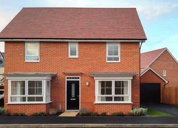 """Thumbnail 4 bedroom detached house for sale in """"Thame"""" at Gold Furlong, Marston Moretaine, Bedford"""