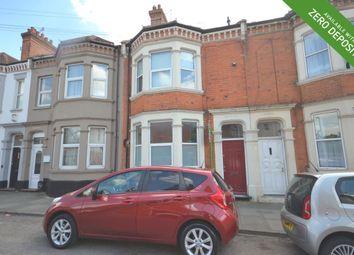 Thumbnail 1 bedroom flat to rent in Abington Avenue, Northampton