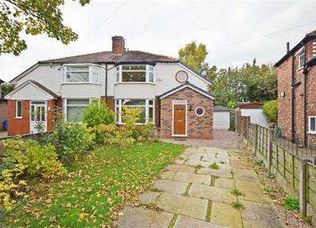 Thumbnail 3 bed semi-detached house for sale in Kingsfield Drive, Didsbury, Manchester