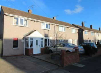 Thumbnail 2 bed semi-detached house for sale in Tynedale Drive, Blyth