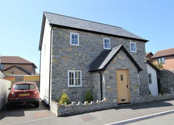 Thumbnail 3 bed detached house for sale in Llantwit Road, St. Athan, Barry