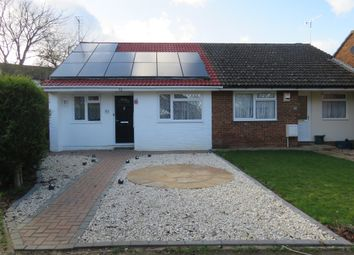 Thumbnail 2 bed semi-detached bungalow for sale in Carroll Close, Newport Pagnell