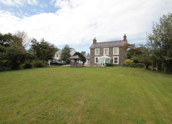 Thumbnail 3 bed detached house for sale in Caerwedros, Llandysul